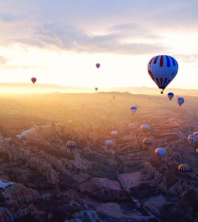 5 Things To Make Your Cappadocia Vacation Unforgettable!