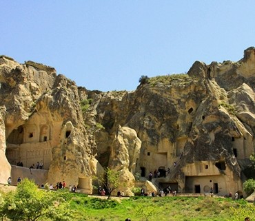 An Impressive Day in Göreme Open Air Museum
