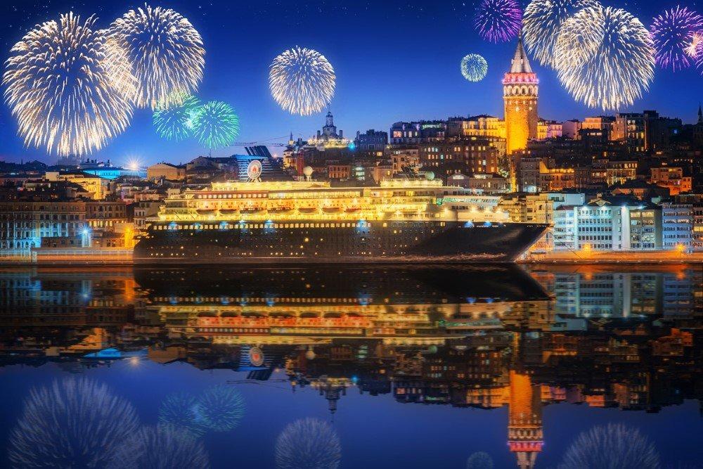 New Year Cruise Istanbul