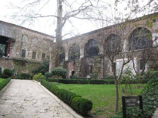 Palace of Ibrahim Pasha