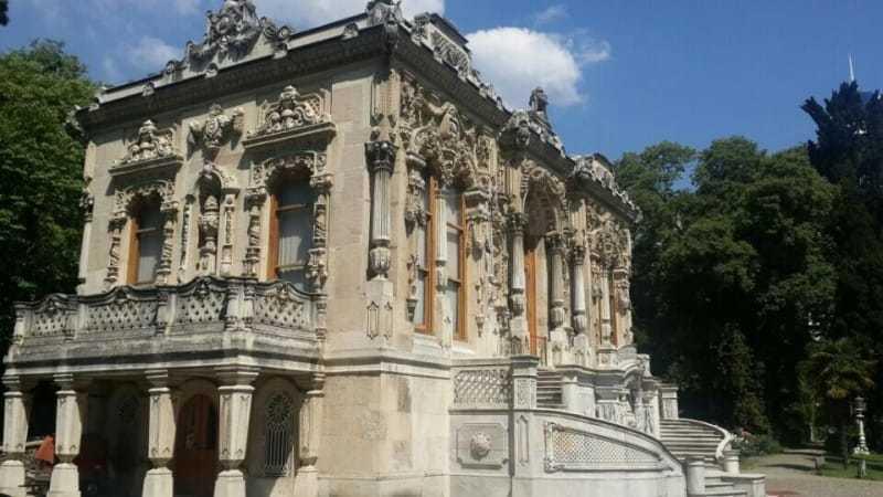 The Ihlamur Palace