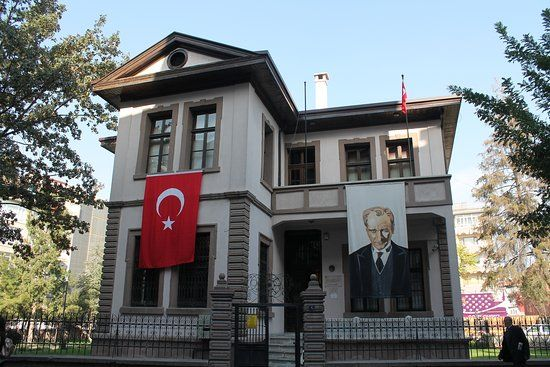 The house-Museum of Ataturk