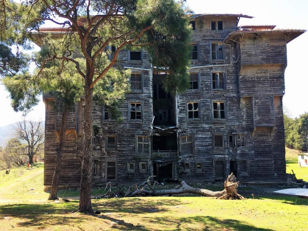Greek Orphanage - Big Island