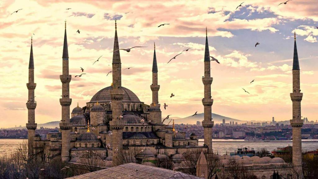 Blue Mosque - Sultanahmet Mosque