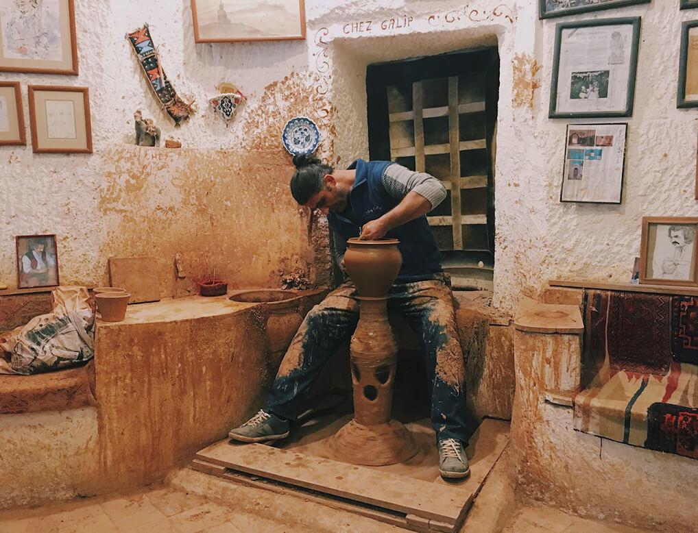 Bowl Studios / Avanos - Cappadocia