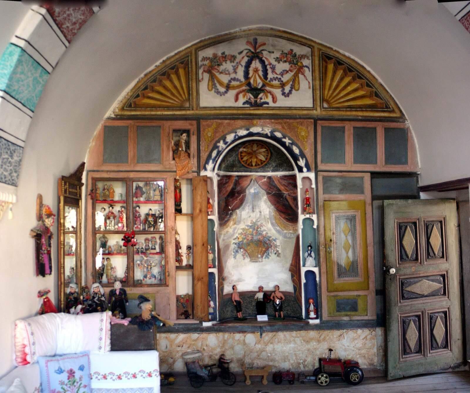 Cappadocia Museum of Art and History / Mustafapaşa - Cappadocia