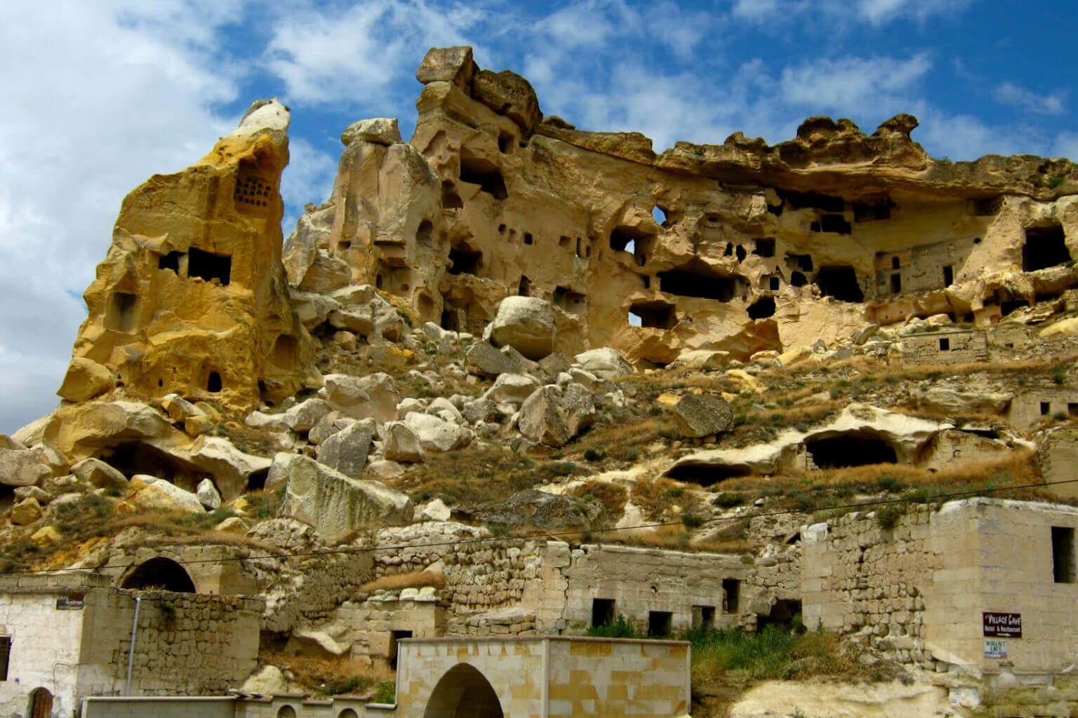 Cavusin Village / Avanos-Cappadocia