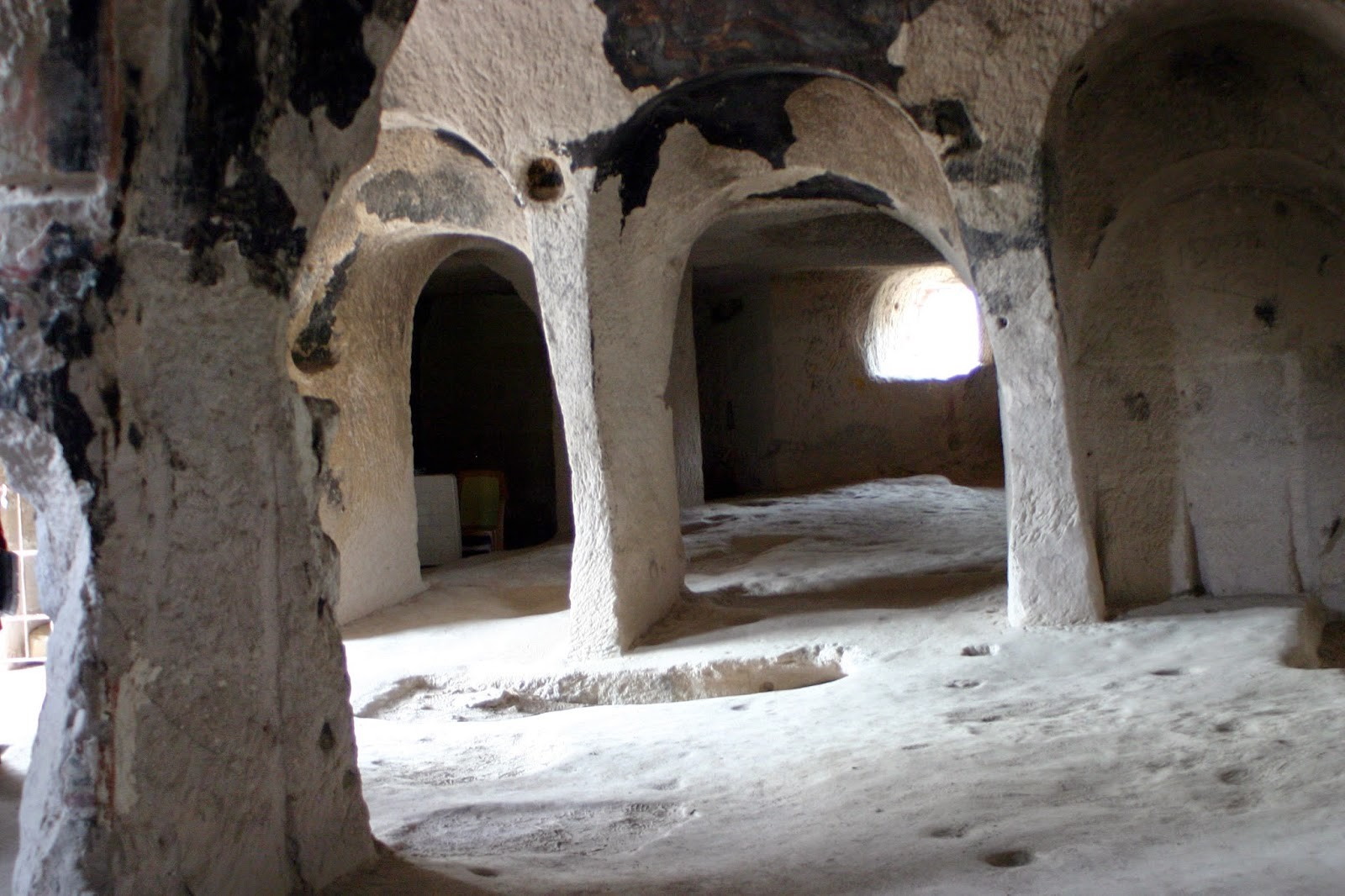 Columned Direkli Church / Gulludere Valley