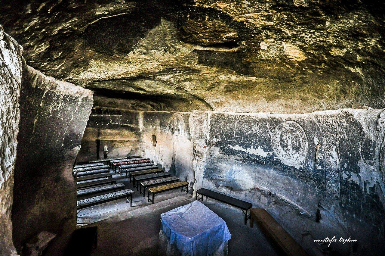Dereyamanli Church / Avanos-Cappadocia