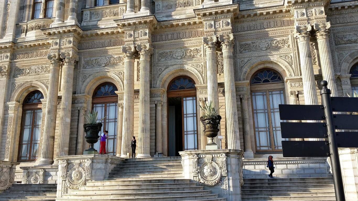 Dolmabahce Palace and Museum