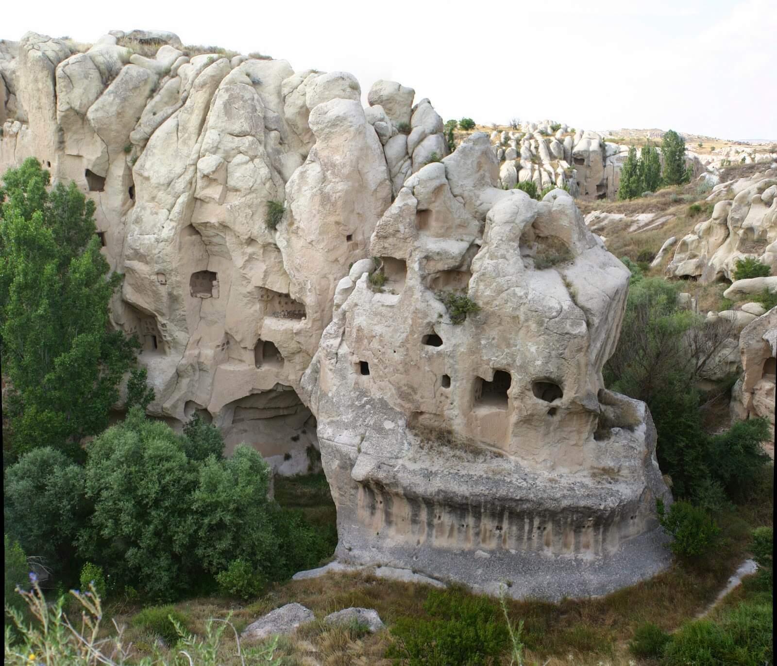 Gomeda Valley / Mustafapaşa - Cappadocia