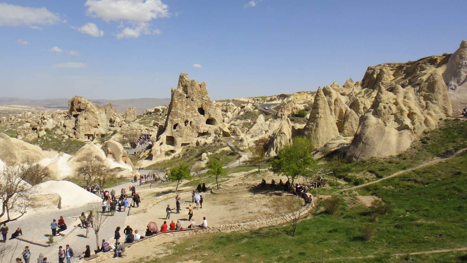 Goreme Open Air Museum / Cappadocia
