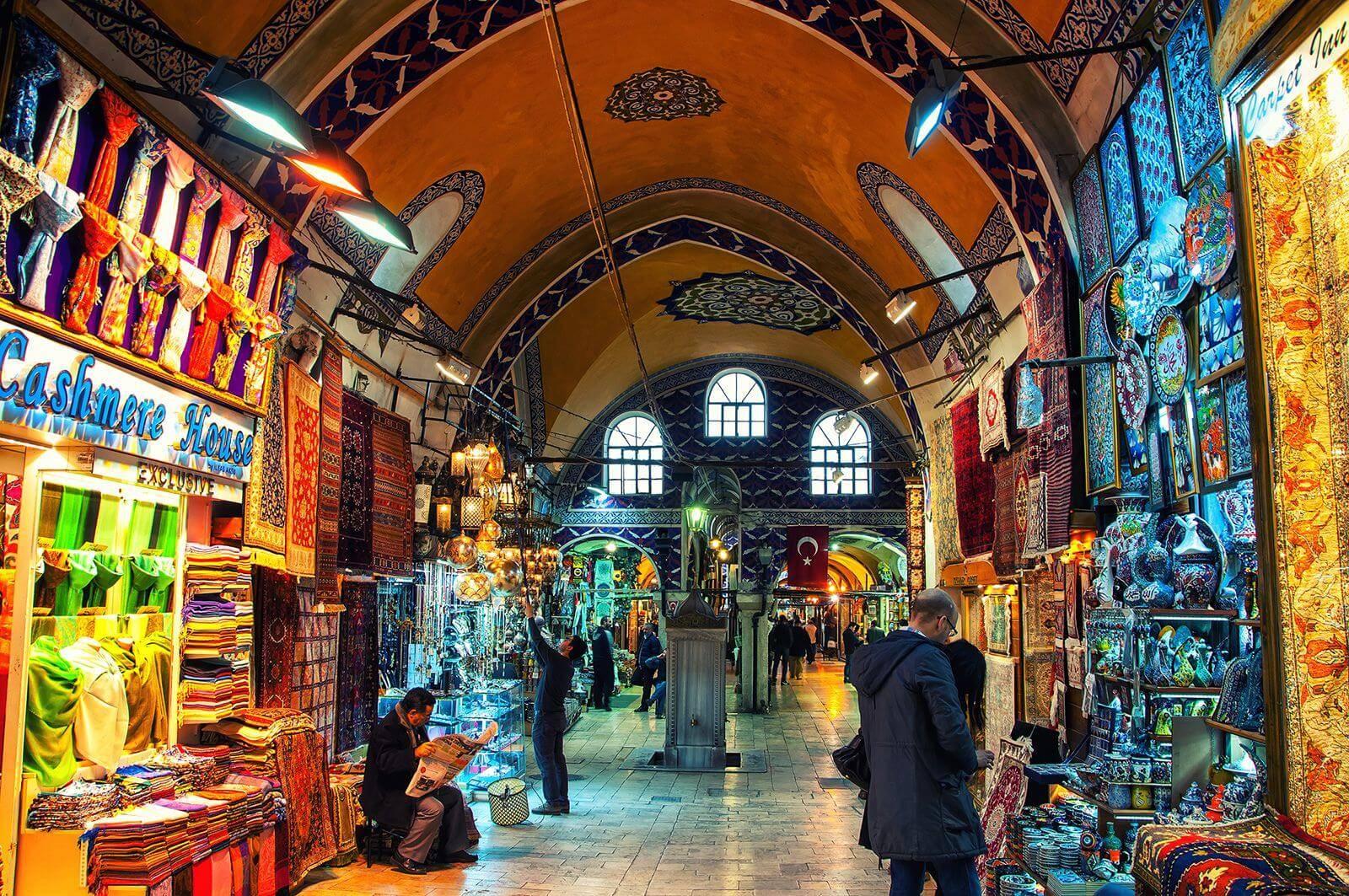 Bazaar   market   Britannica