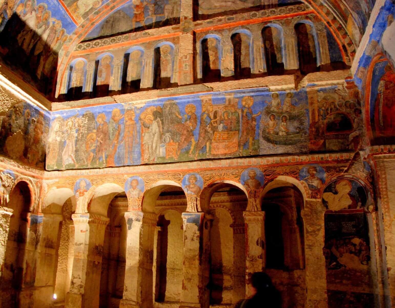 Gulludere St. Agathangelus Church / Avanos-Cappadocia