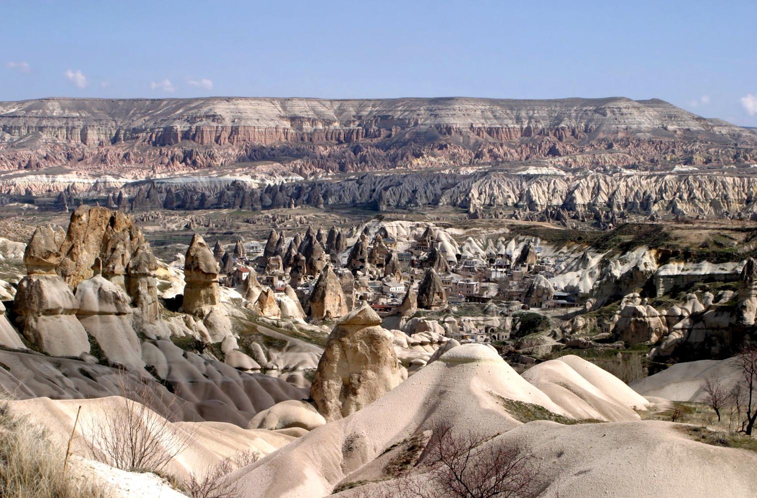Gulludere Valley - Cappadocia