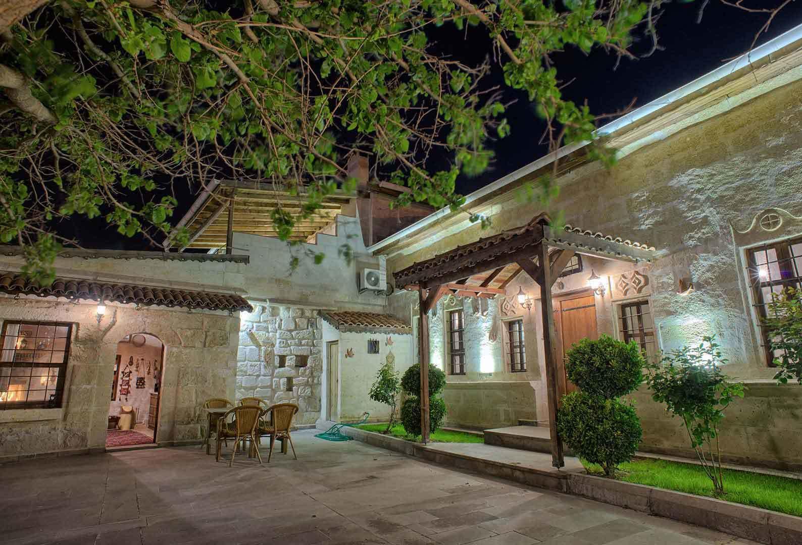 Historical Houses / Avanos-Cappadocia