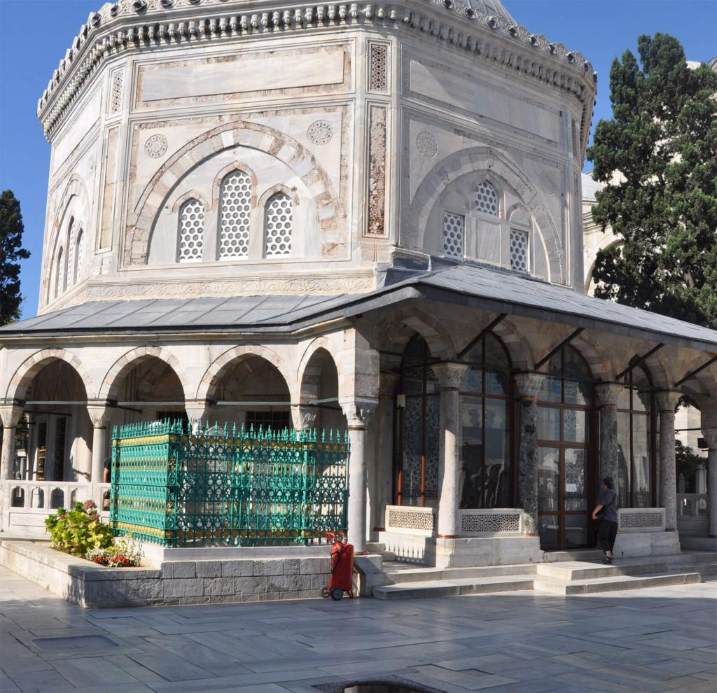 Kanuni Sultan Suleyman Tomb