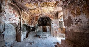 Keşlik Monastery / Cappadocia