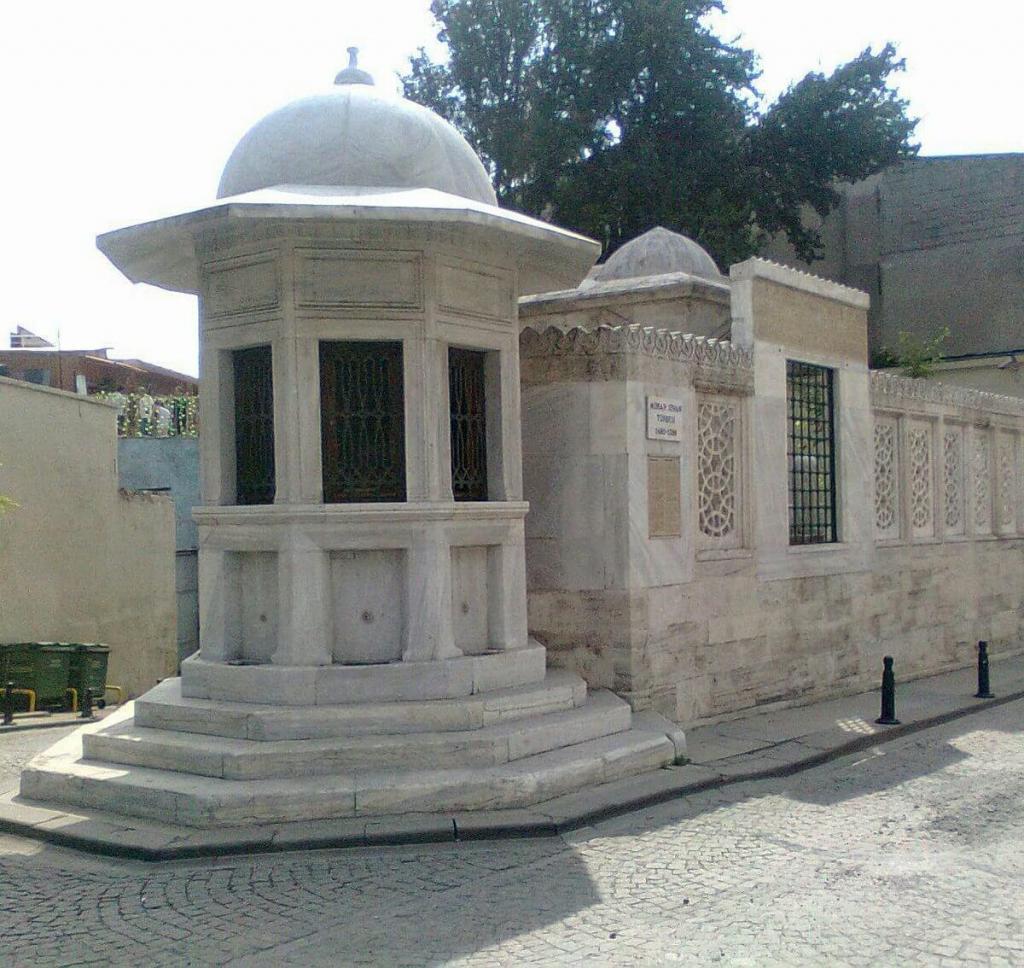 Mimar Sinan Tomb / Suleymaniye Mosque