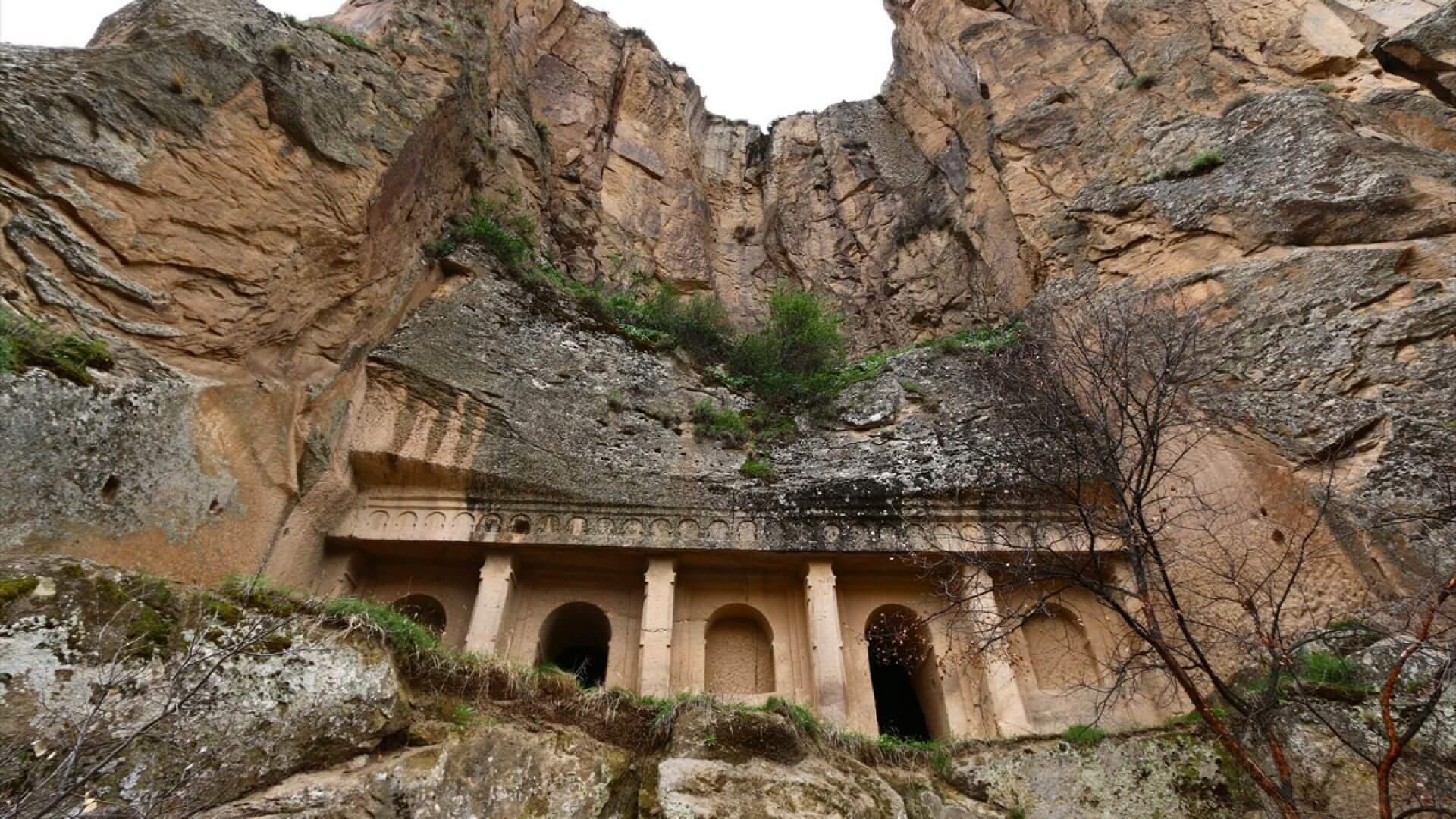 Monastery Priests Sisters / Goreme Museum