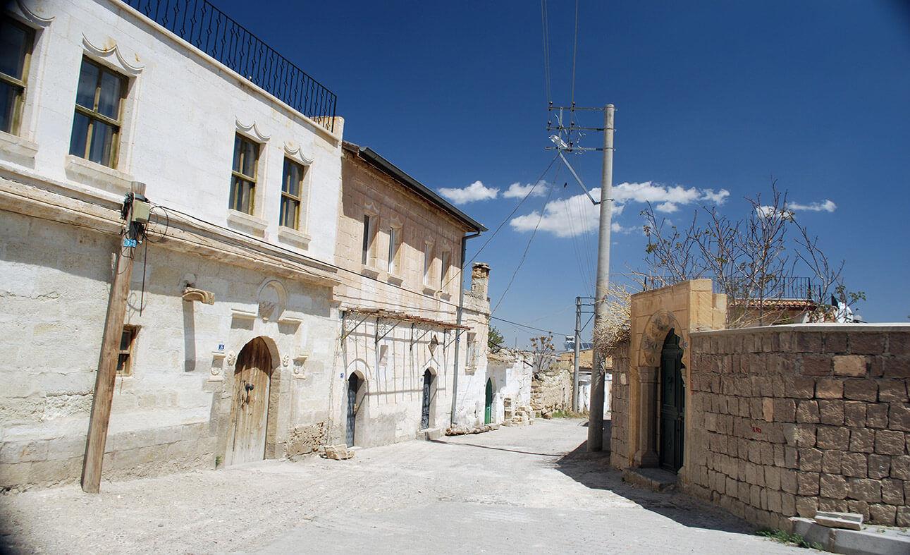 Mustafapaşa / Cappadocia