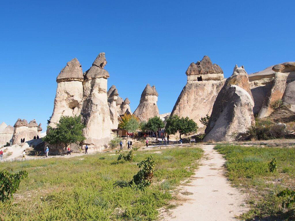 Pasabagi / Avanos-Cappadocia