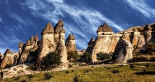 Fairy Chimneys in Paşabağı (Priests) Valley - Cappadocia