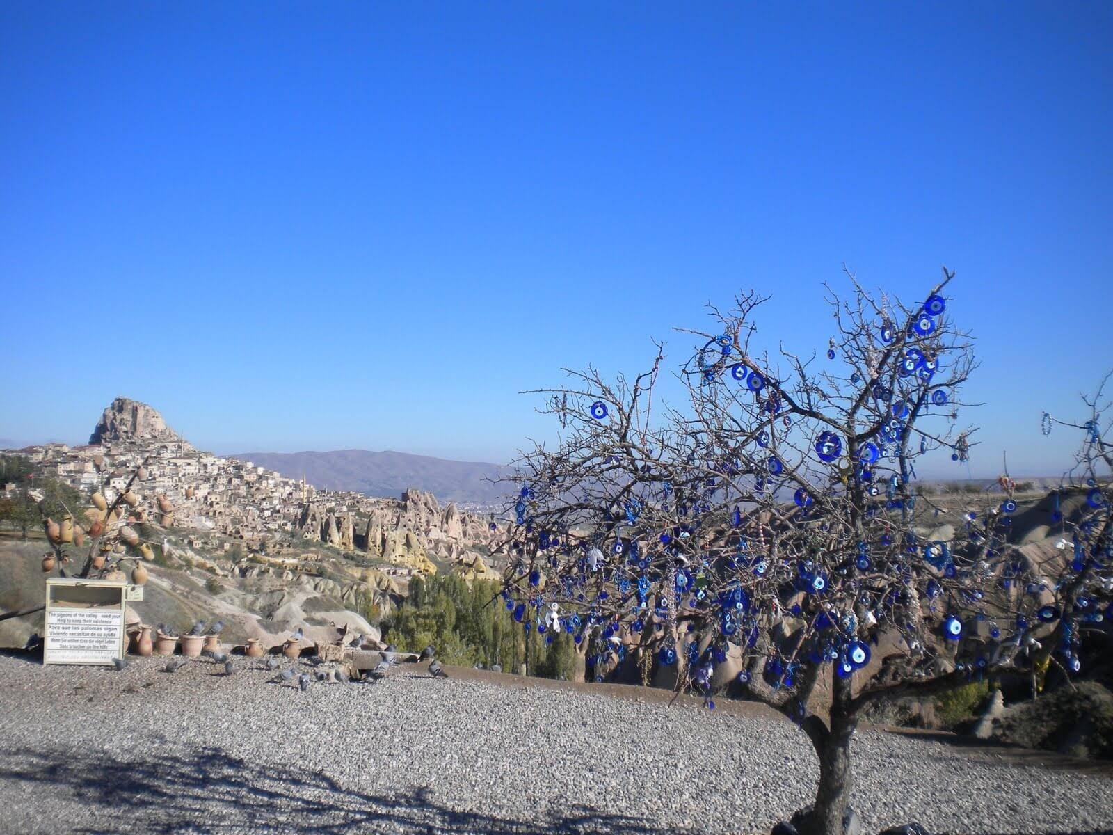 Голубиная долина (Güvercinlik Vadisi) в Каппадокии Голубиные долины Каппадокии Голубиные долины Каппадокии Pigeon Valley Cappadocia 1