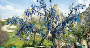 Pigeon Valley (Güvercinlik Vadisi) in Cappadocia