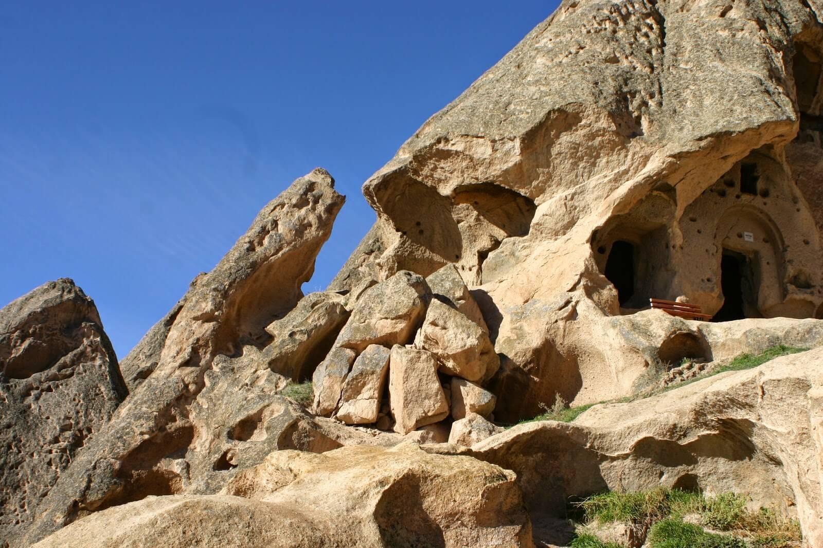 Selime Monastery - Güzelyurt / Cappadocia
