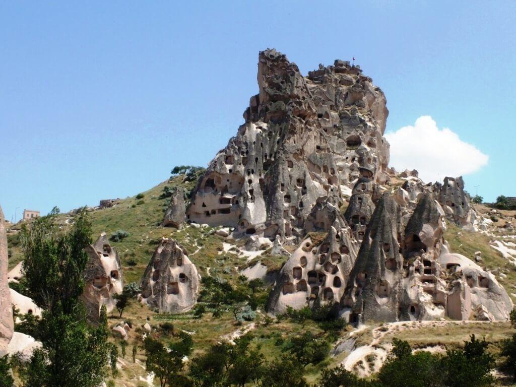 Uçhisar Castle / Cappadocia