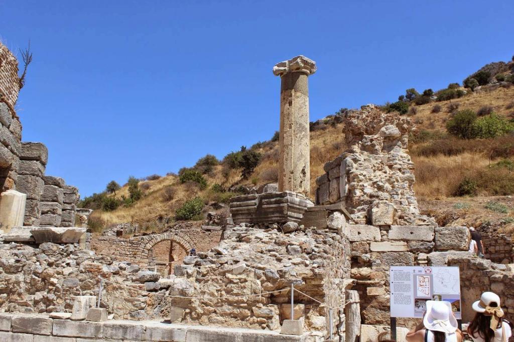 The Agora / Ephesus Ancient City