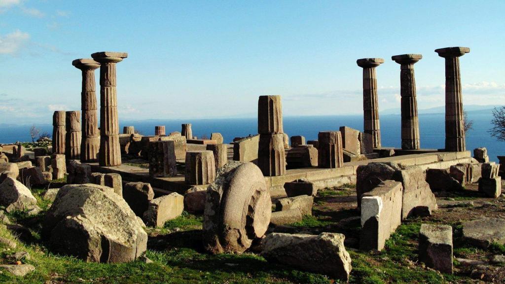 Assos Ancient City