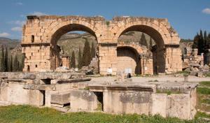 Basilica / Hierapolis Ancient City