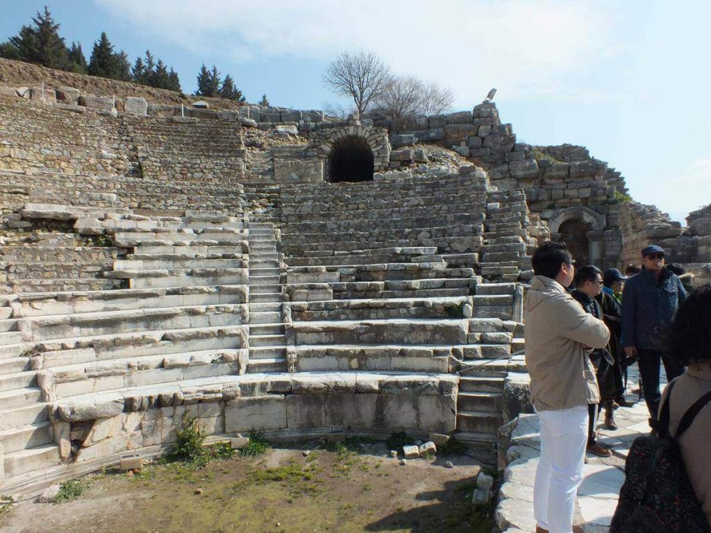 Bouleuterion / Pergamon