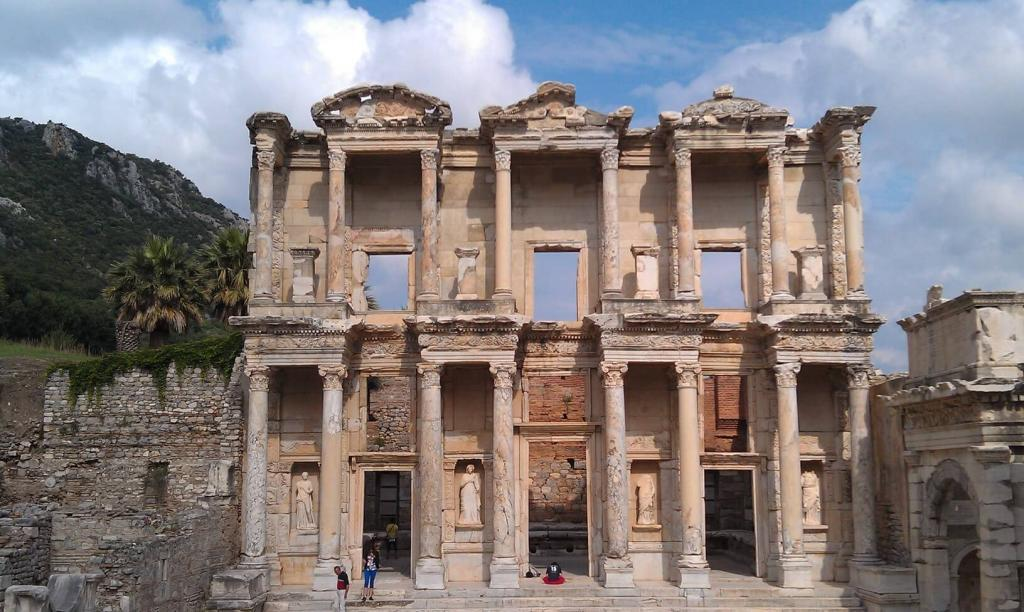 Library of Celsus / Ephesus Ancient City