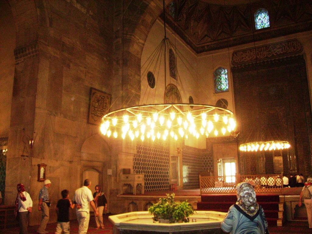 Green Mosque / Bursa