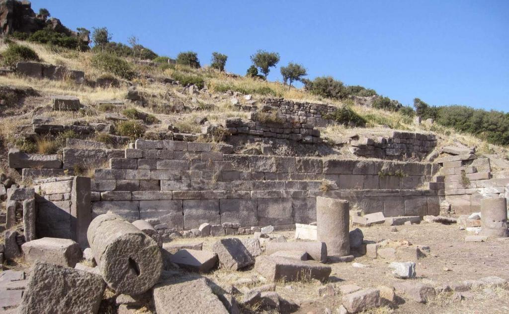 Milet (Miletos) Ancient City
