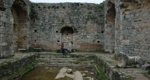 The Faustina Bath / Milet (Miletos)