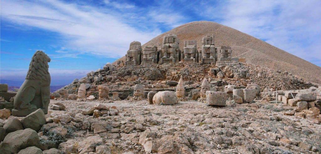 Mount Nemrut / Adıyaman - Turkey