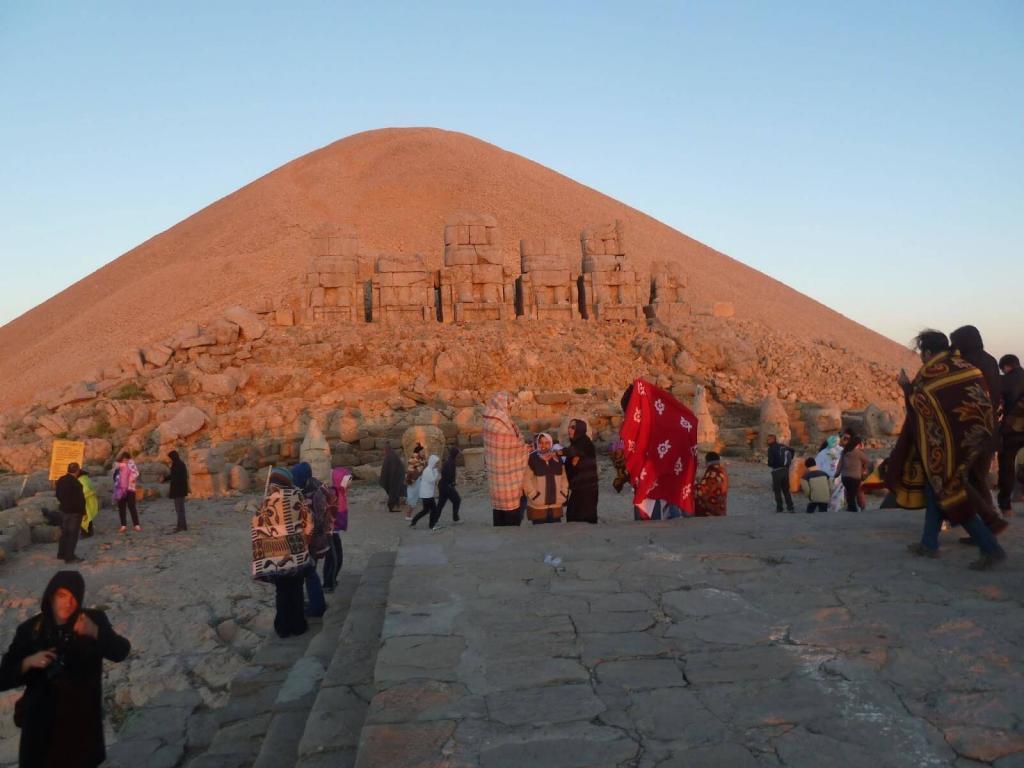 Mount Nemrut Trip / Adıyaman - Turkey