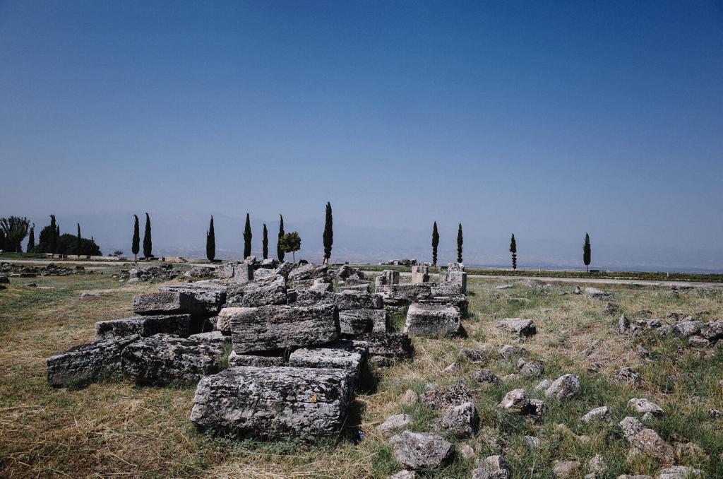 Necropol / Pamukkale - Hierapolis Ancient City