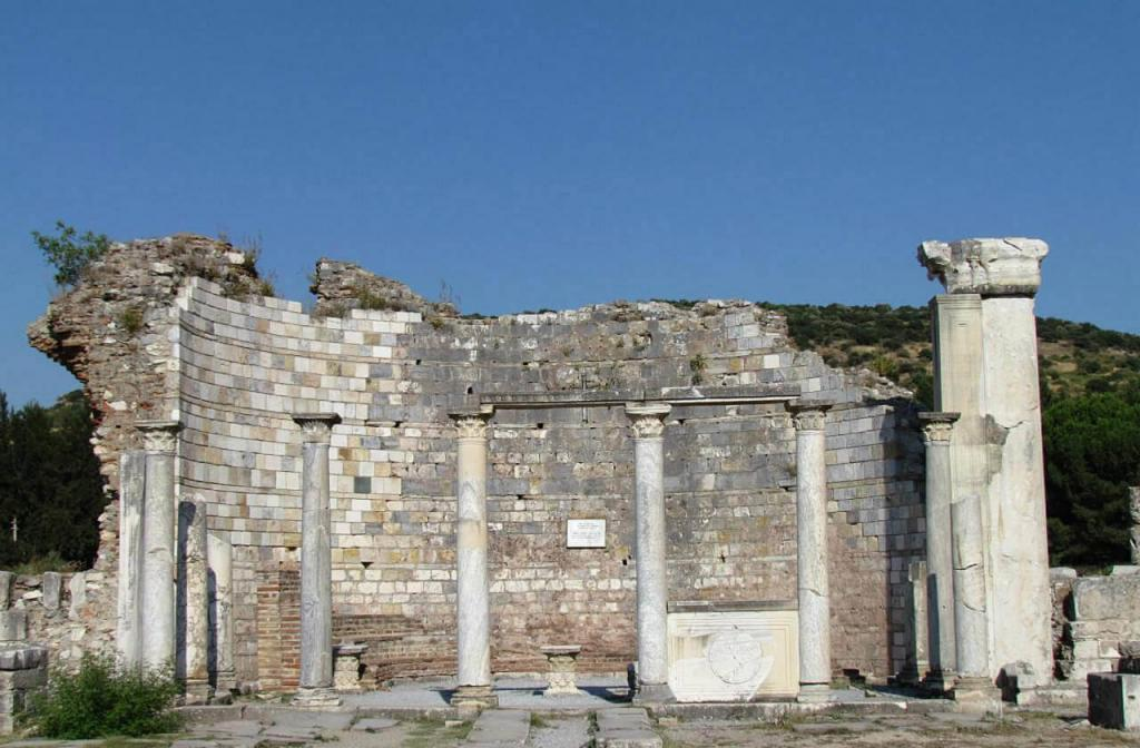 Roman Baths / Ephesus Ancient City