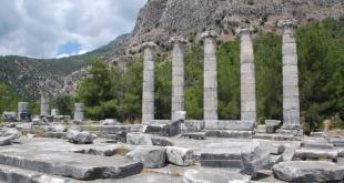 Temple of Athena / Priene Ancient City