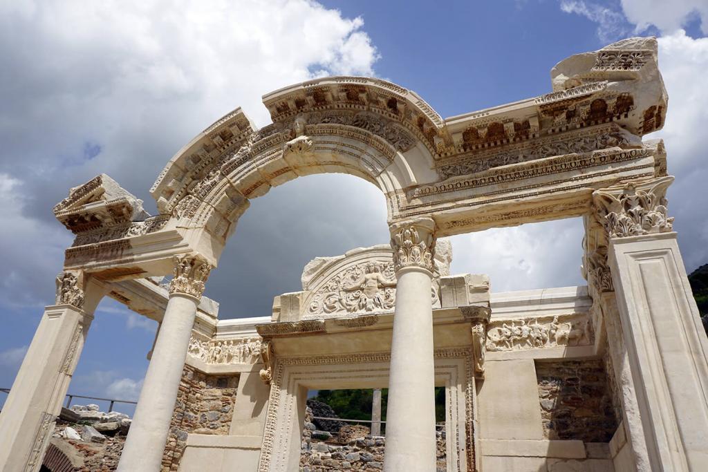Temple of Hadrian / Ephesus Ancient City