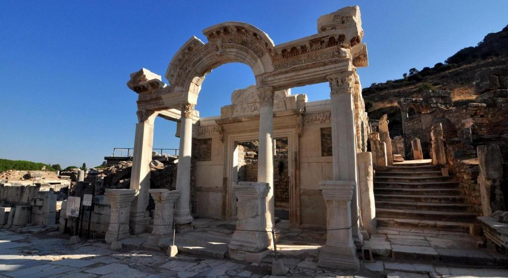 Temple of Hadrian / Ephesus Ancient City
