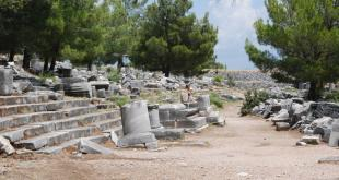 The Agora / Priene Ancient City
