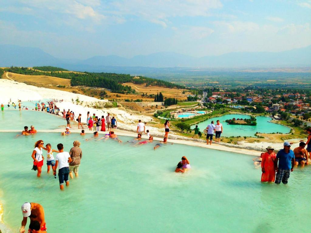 Travertines / Pamukkale