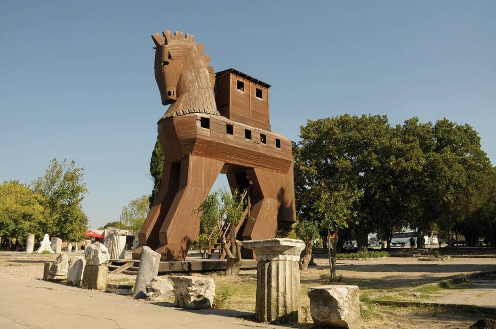 Troy Ancient City