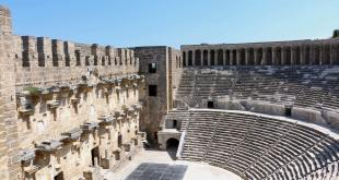 Aspendos Ancient City